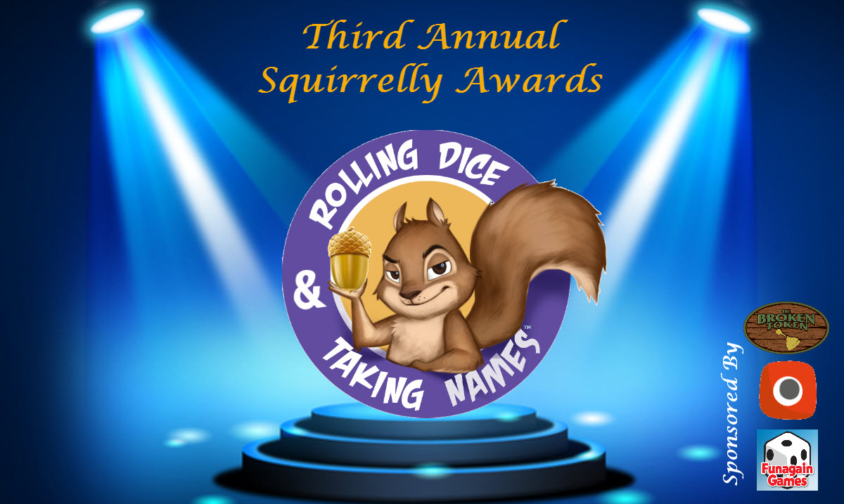 RDTN  Episode 138: 3rd Annual Squirrelly Awards