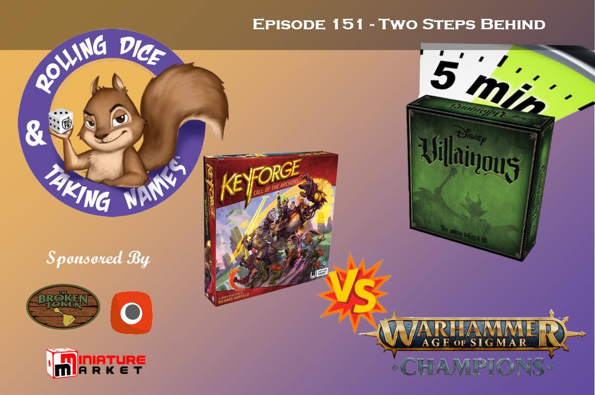 Villainous | Board Games | Miniature Market