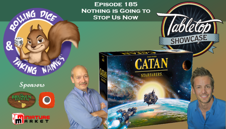 RDTN Episode 185: Tabletop Showcase – Klaus and Benny Teuber